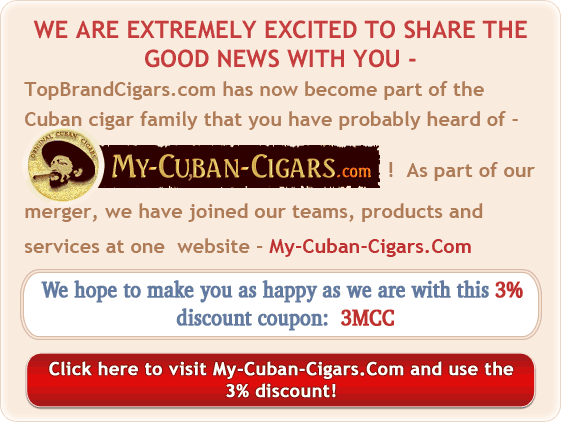 Cuban cigars on My-cuban-cigars.com